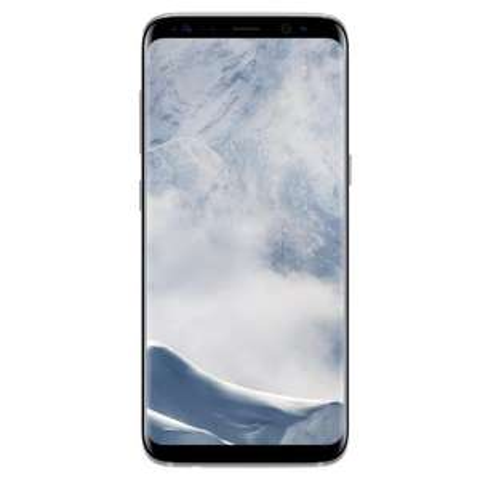 "Smartphone 5.8"" Samsung Galaxy S8 - Argent (via ODR de 100€)"