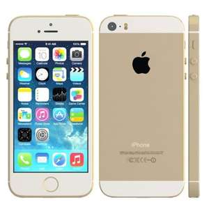 "Smartphone 4"" Apple iPhone 5S - 16 Go, Reconditionné Grade B"