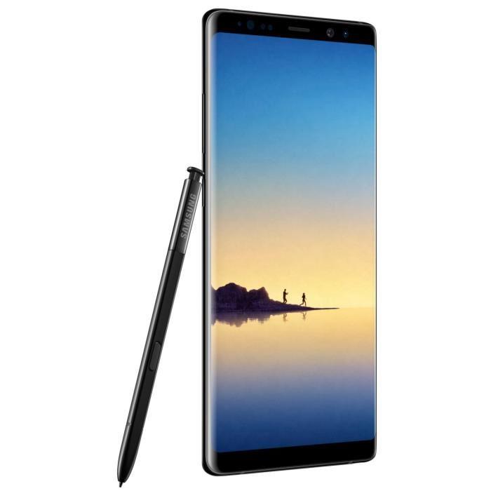 """Smartphone 6.3"""" Samsung Galaxy Note 8 - Exynos 8895, 6 Go de Ram, 64 Go (via ODR de 100€)"""