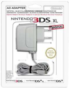 Bloc d'alimentation pour Nintendo (New 3DS/New 3DS XL...)