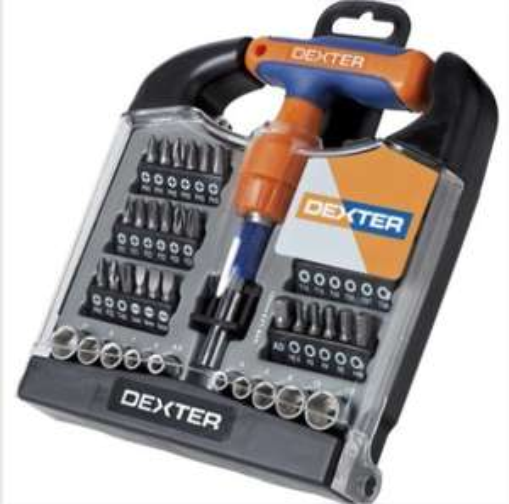 Kit d'outils Dexter - 48 pièces (Rueil-Malmaison - 92)