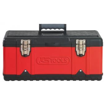 Boîte à outils bimatière KS Tools - 47x24x20cm, 2 kg