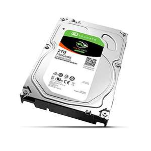 Disque dur interne 3,5 Seagate FireCuda SSHD - 2To