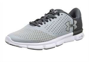 Chaussures de running Under Armour Micro G Speed Swift 2 - Taille 44.5 et 45.5, Gris