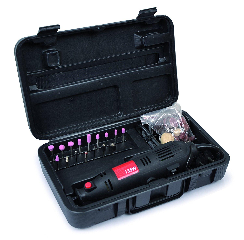 Outils multifonction Prem avec 100 accessoires - 135W