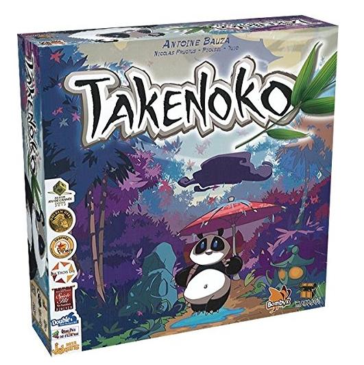 Jeu de société Asmodee - Takenoko