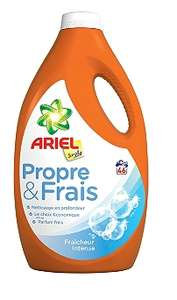 Lot de 2 bidons Ariel simply (via 1.60€ de BDR)