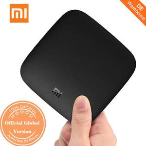 Box TV Android Xiaomi Mi 4K - Cortex-A53, 2 Go de RAM, 8 Go version internationale