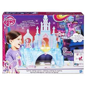 Château My Little Pony Empire de Crystal (B5255)