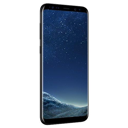 """Smartphone 6.2"""" Samsung Galaxy S8+ - Enyxos 8895, 4 Go de RAM, 64 Go, noir (vendeur tiers)"""