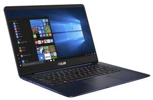 "PC portable 14"" full HD Asus ZenBook Plus UX430 - i5-8250U, 8 Go de RAM, 256 Go en SSD"