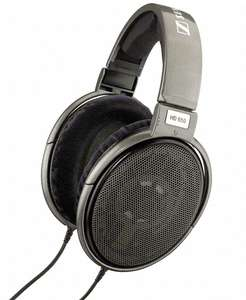 Casque audiophile Sennheiser HD 6XX