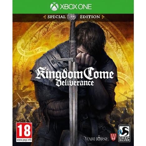 Précommande : Kingdom come délivrance sur Xbox one et Ps4
