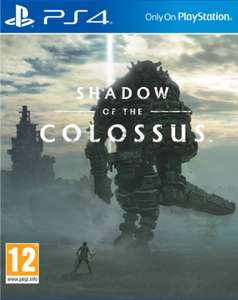 Précommande : Shadow of the Colossus PS4