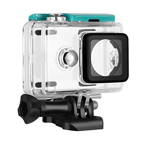 Boîtier Waterproof 40m avec Trépied & Vis Pour Caméra Xiaomi Yi (vendeur tiers)