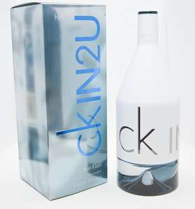 Eau de toilette Calvin Klein CK IN2U Him 150ML