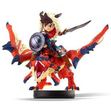 Amiibo Monster Hunter Stories - Rider Boy