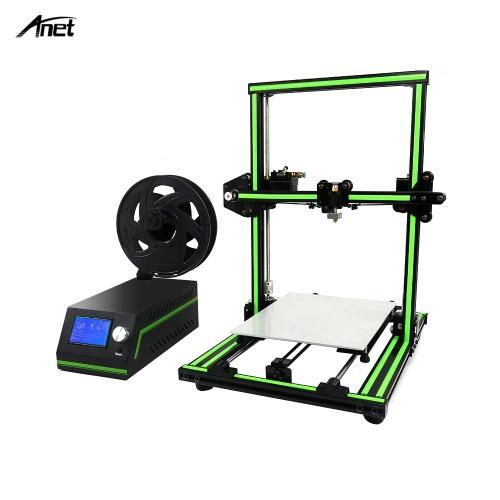 Imprimante 3D Anet E10 (220 x 270x 300 mm) + Carte SD 8 Go (Entrepôt Allemagne)