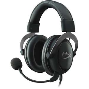 Casque HyperX Cloud II - Gun Metal
