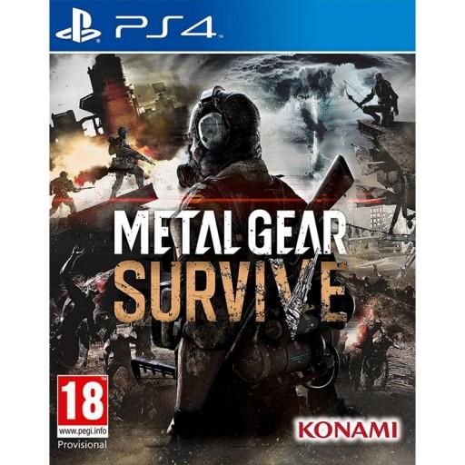 [Précommande] Metal Gear Survive sur PS4