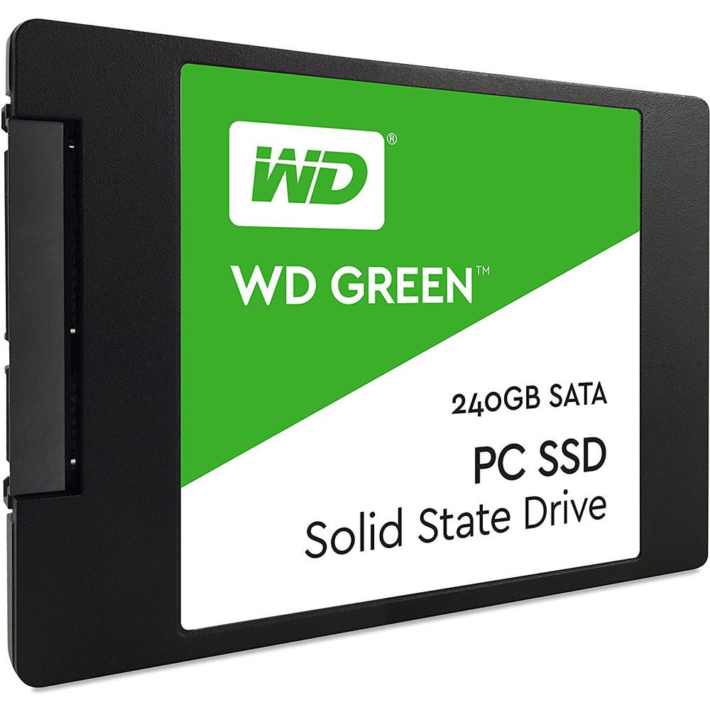 """SSD interne 2.5"""" Western Digital WD Green - 240 Go"""