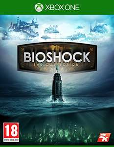 Bioshock: The Collection sur Xbox One (vendeur tiers)