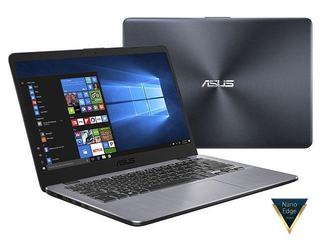 "Pack PC portable 14"" Asus VivoBook X405UA-BV507T (Pentium 4405U, 4 Go de RAM, 500 Go) + imprimante Epson Expression Home XP-245"