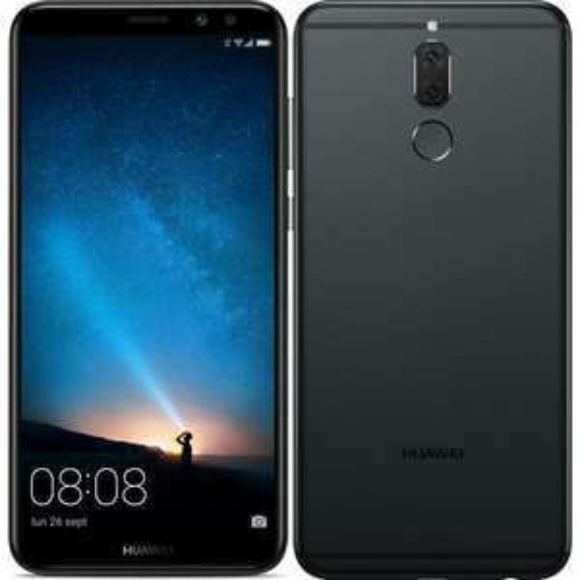 """Smartphone 5.9"""" Huawei Mate 10 Lite - full HD+, Kirin 659, 4 Go de RAM, 64 Go, bleu ou noir"""