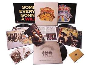 Coffret 3 Vinyles The Traveling Wilburys Collection