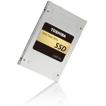 "SSD interne 2.5"" Toshiba Q300 PRO ( MLC ) - 512 Go"