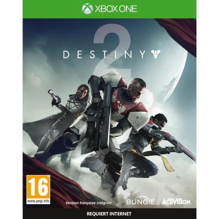 Jeu Destiny 2 sur Xbox One