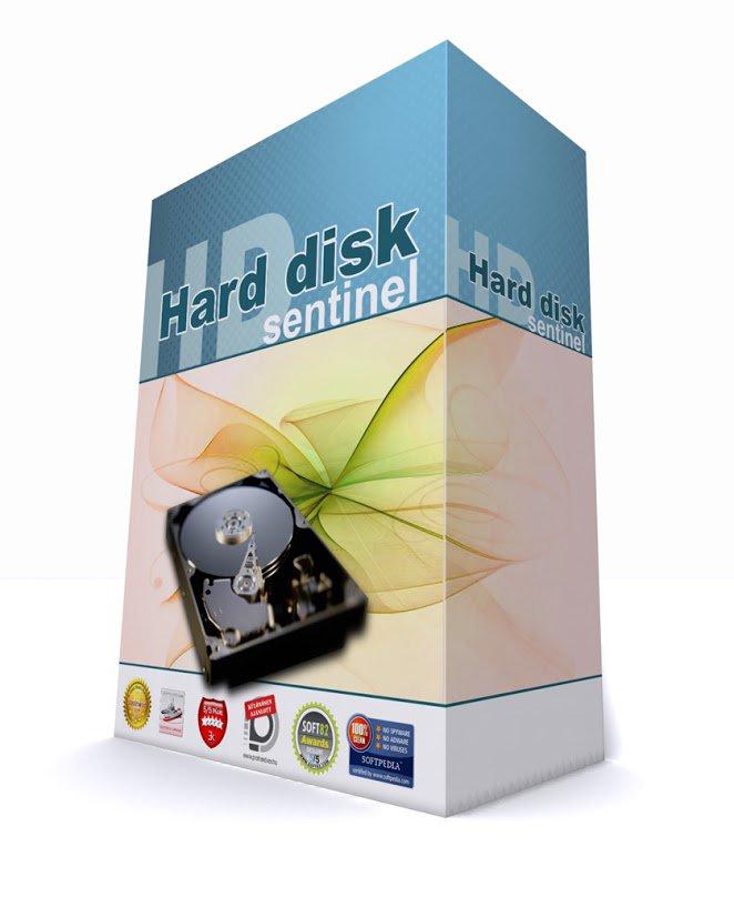 Logiciel Hard Disk Sentinel Standard Edition v5.01 gratuit sur PC (Dématérialisé)