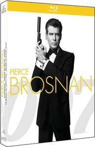 Coffrets Blu-ray Collection James Bond - Ex: Coffret Pierce Brosnan