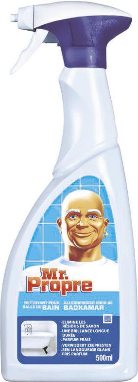 2 Spray Mr Propre - 2 x 500ml (via BDR)