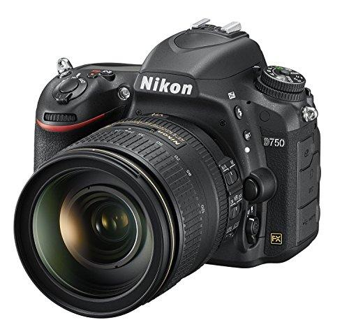 Appareil photo Numérique (Reflex) Nikon D750 -  Plein Format (boitier nu)