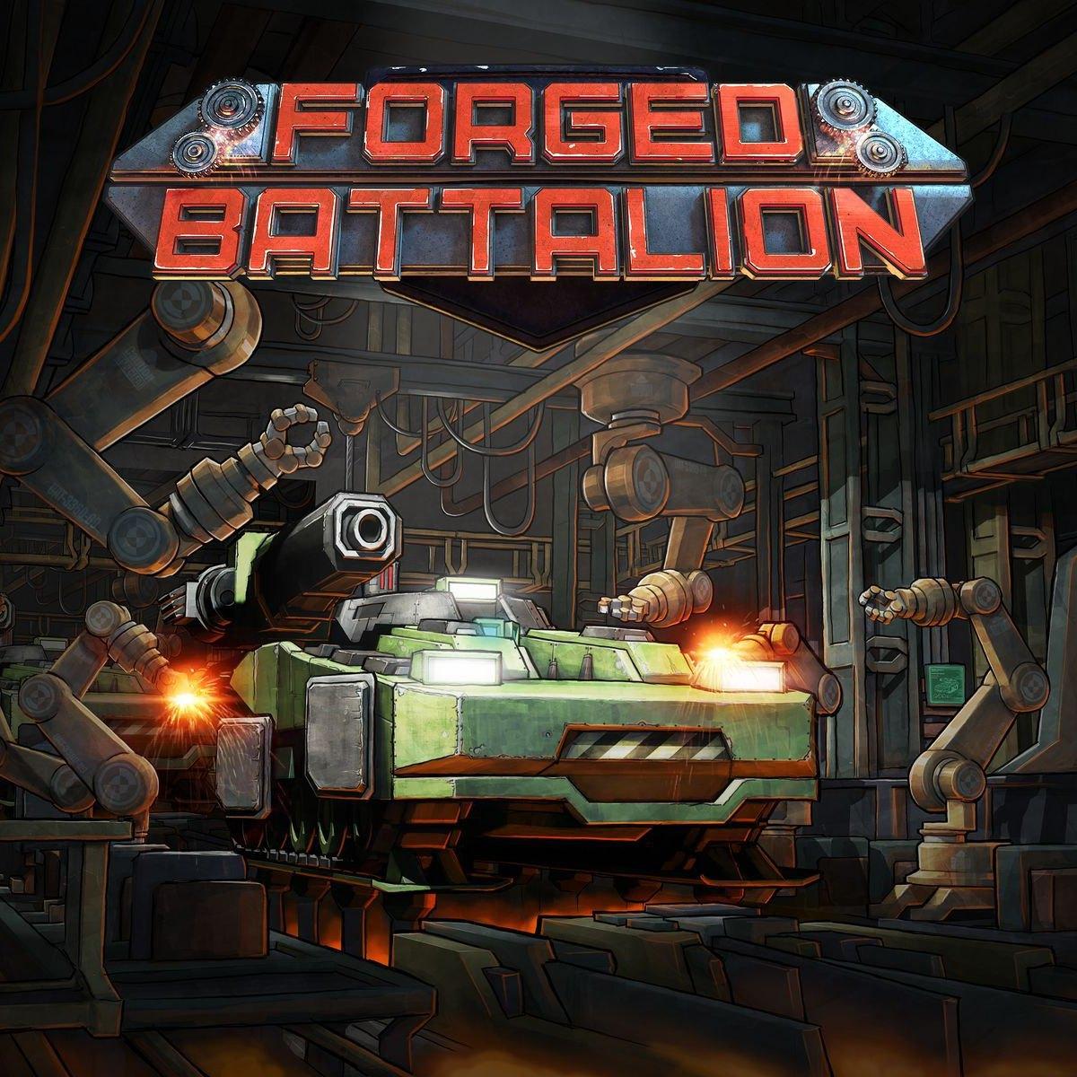 Forged Battalion sur PC (dématérialisé)