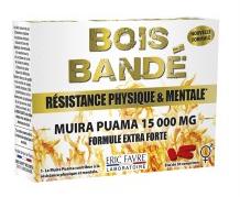 Lot de 30 Comprimés de Bois Bandé