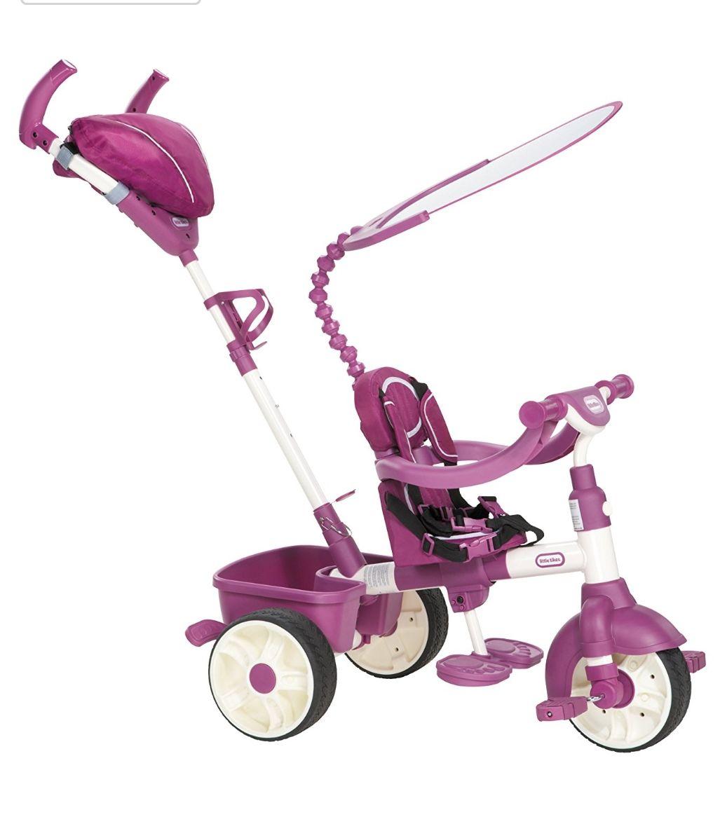 Tricycle 4-en-1 Little Tikes 634369E4