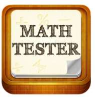 Math Tester gratuit sur Android (au lieu de 0.99€)