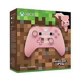 Sélection de manettes Microsoft Xbox One en promo - Ex : Édition Limitée Minecraft creeper
