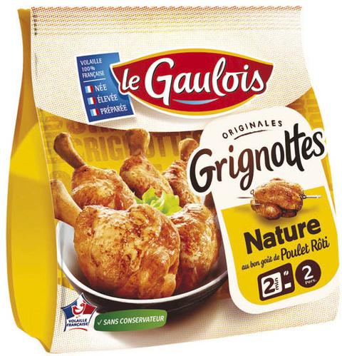 Grignottes le gaulois 250g plusieurs saveurs disponibles (50% sur la carte + BDR de 1€)