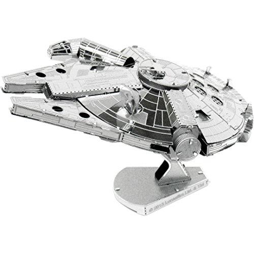 Maquette 3D Star Wars - Millennium Falcon - 7,13 x 5,55 x 4,56 cm (vendeur tiers)