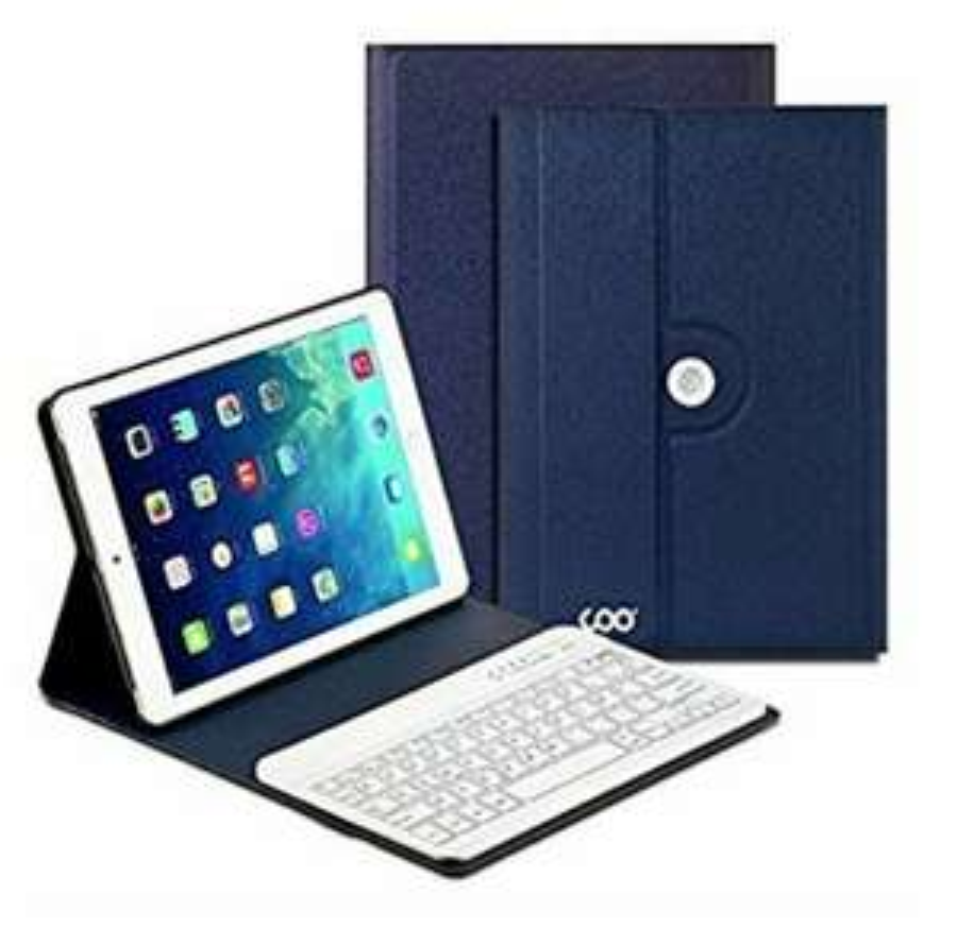 Coque et clavier bluetooth AZERTY pour iPad Air (vendeur tiers)