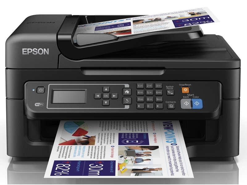 Imprimante Jet d'encre multifonctions tout-en-un Epson WF-2630WF