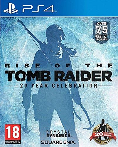 Rise of the Tomb Raider - Édition 20ème anniversaire sur PS4