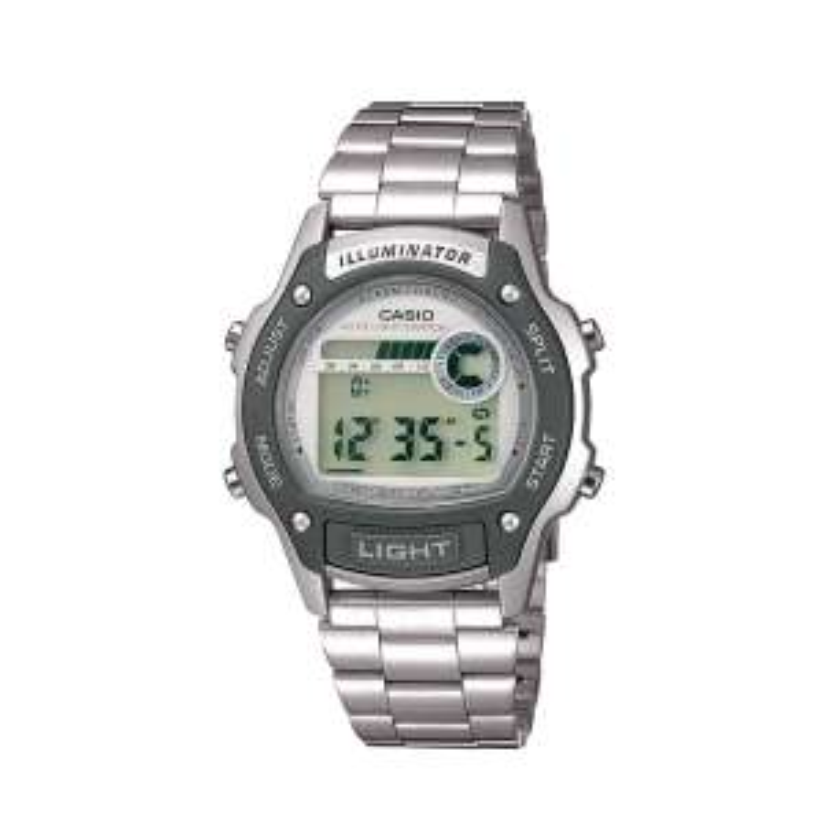Montre Casio W94HD7A - bracelet en métal