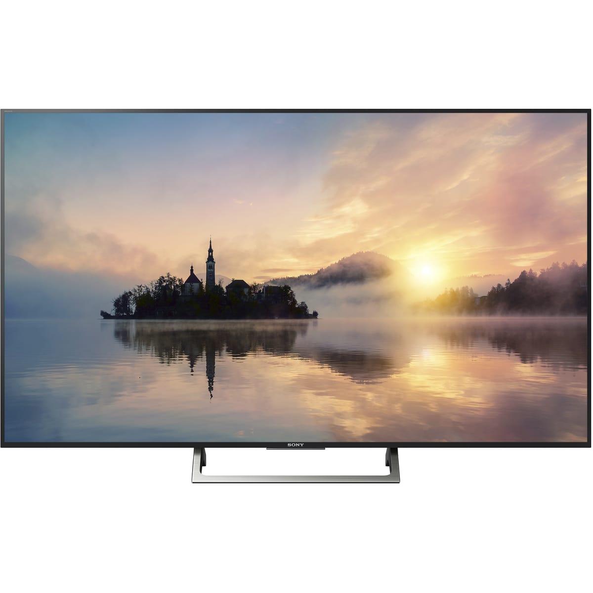 """TV 55"""" Sony KD55XE7005BAEP - 4K UHD"""