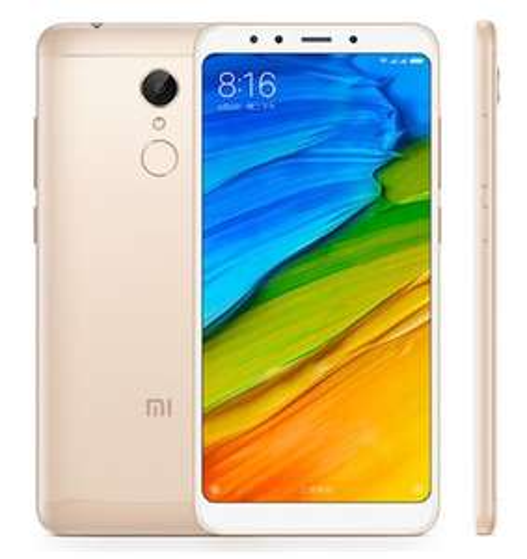 "Smartphone 5.99"" Xiaomi Redmi 5 Plus Or - Snapdragon 625, ROM 32 Go, RAM 3 Go (Avec B20)"