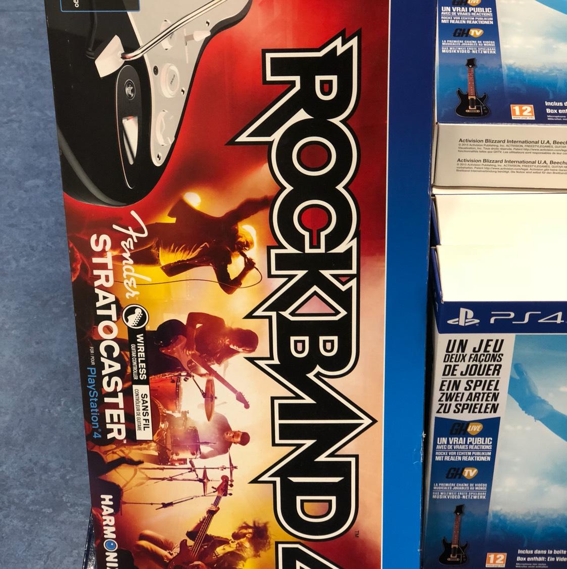 Rock band 4 pour PlayStation 4 -  Bègles (33)