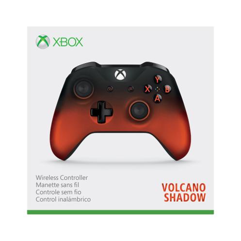 Manette sans fil Microsoft Xbox One - Volcano Shadow